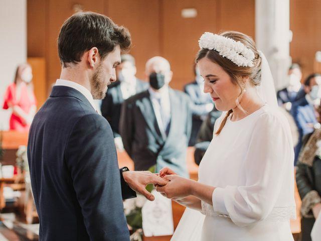 La boda de Miguel y Ana en Godella, Valencia 36
