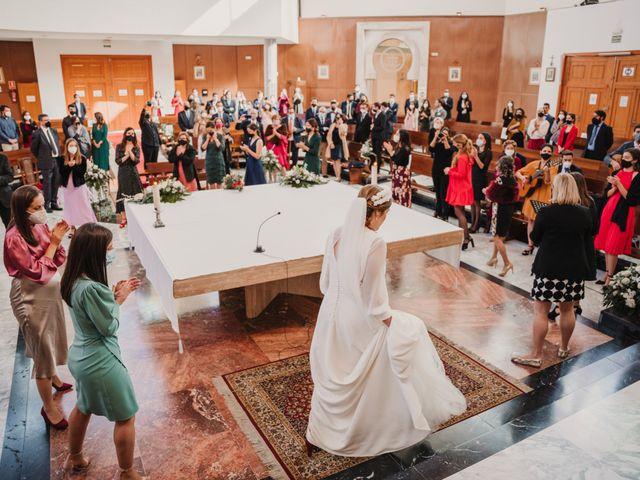 La boda de Miguel y Ana en Godella, Valencia 40