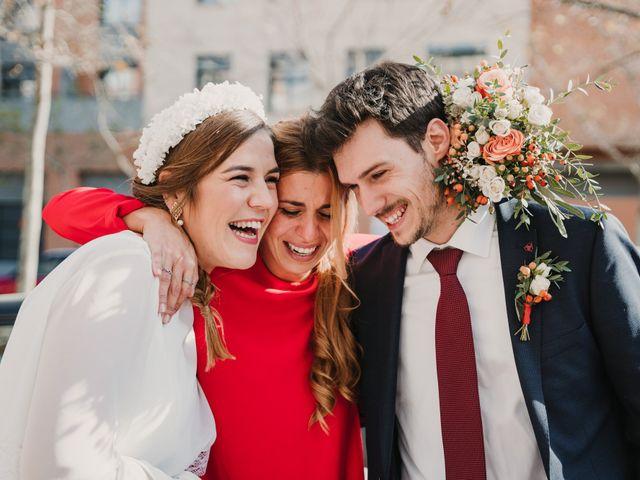 La boda de Miguel y Ana en Godella, Valencia 43