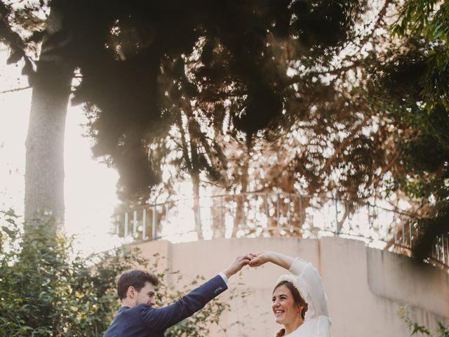 La boda de Miguel y Ana en Godella, Valencia 44