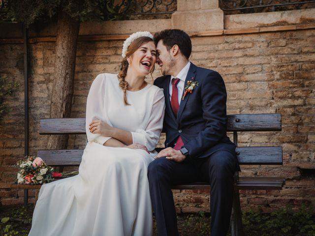 La boda de Miguel y Ana en Godella, Valencia 50