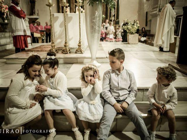 La boda de Luis Miguel y Sandra en Orce, Granada 3