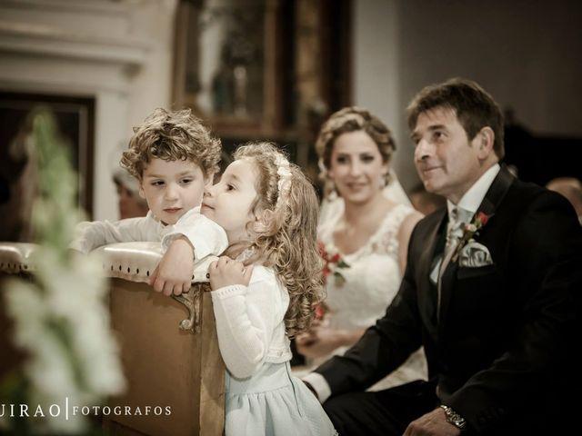 La boda de Luis Miguel y Sandra en Orce, Granada 6