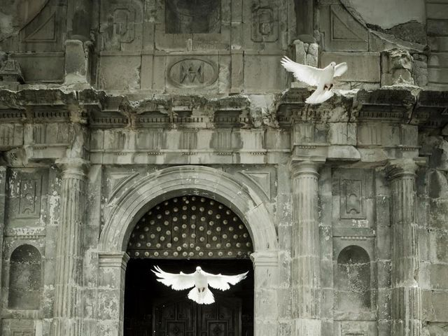 La boda de Luis Miguel y Sandra en Orce, Granada 15