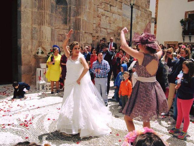 La boda de Luis Miguel y Sandra en Orce, Granada 16