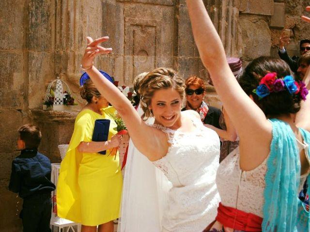La boda de Luis Miguel y Sandra en Orce, Granada 17