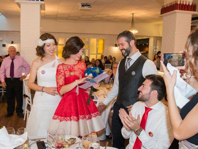 La boda de Santiago y Mar  en Crevillente, Alicante 15