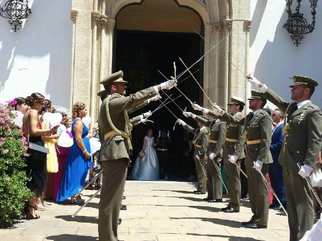 La boda de Julio y Merche en Almería, Almería 2