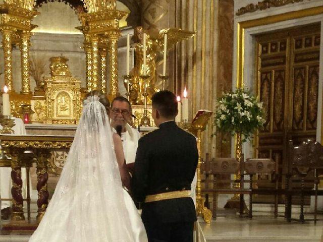 La boda de Julio y Merche en Almería, Almería 4