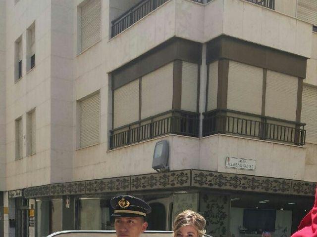 La boda de Julio y Merche en Almería, Almería 6