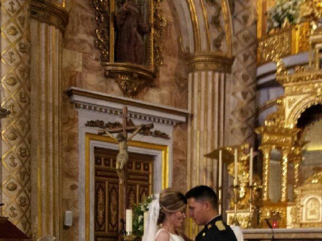 La boda de Julio y Merche en Almería, Almería 7