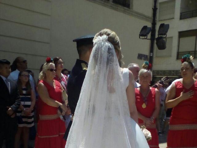La boda de Julio y Merche en Almería, Almería 8