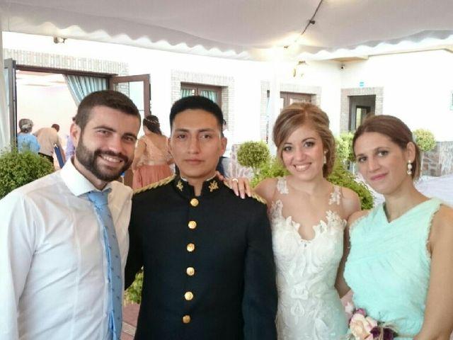 La boda de Julio y Merche en Almería, Almería 23