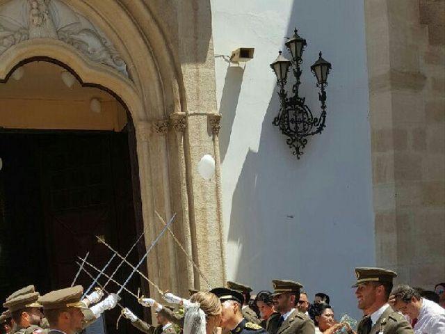 La boda de Julio y Merche en Almería, Almería 28