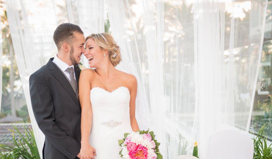 La boda de Akoran y Yessica en Puerto De La Cruz, Santa Cruz de Tenerife