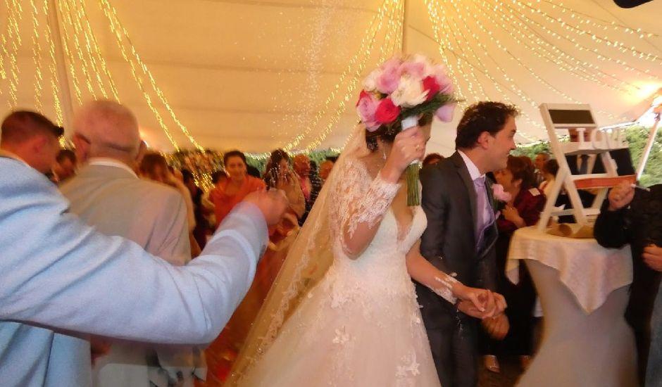La boda de Dariel y Vanesa  en Villanueva Del Rosario, Málaga