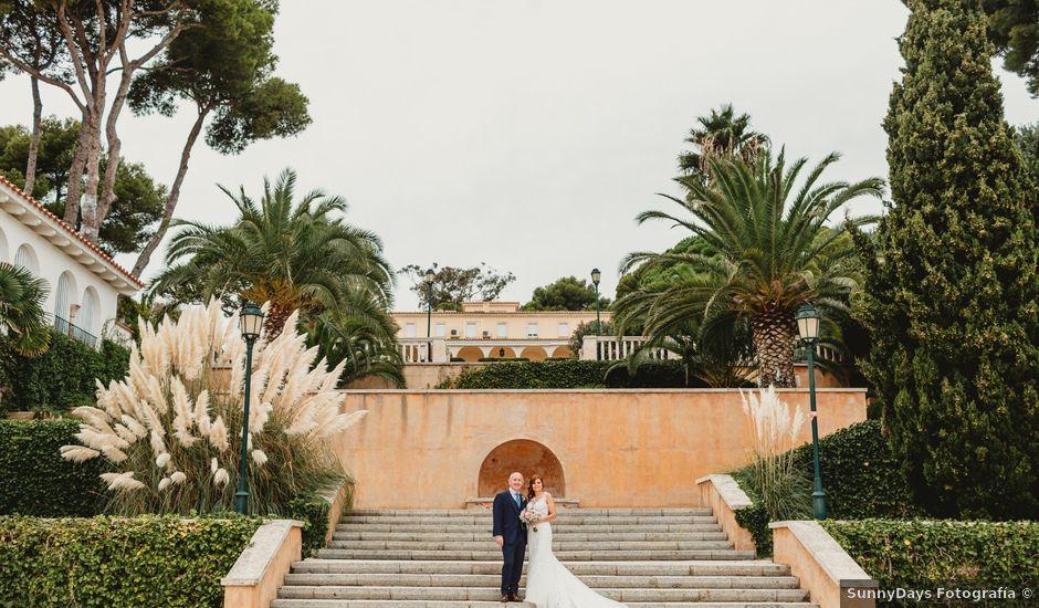 La boda de Jon y Caren en S'agaro, Girona