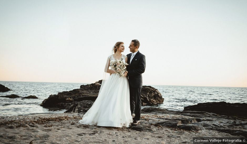 La boda de Rachel y Peter en Málaga, Málaga