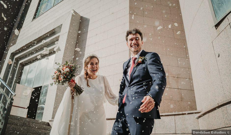La boda de Miguel y Ana en Godella, Valencia