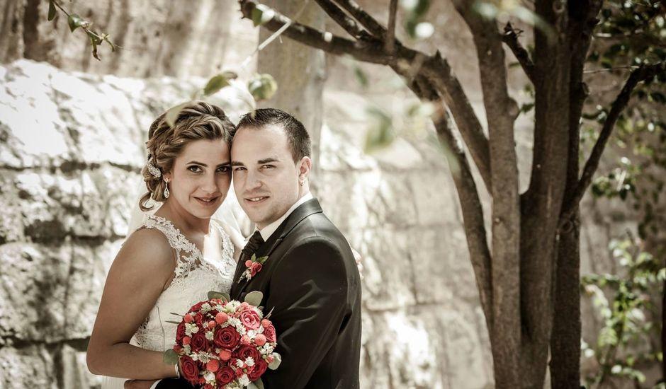 La boda de Luis Miguel y Sandra en Orce, Granada