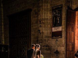 La boda de Patricia y Javier