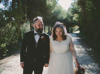 La boda de Nica y Quim