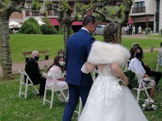 La boda de Lucía y Rubén
