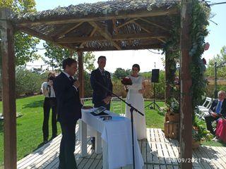 La boda de Rebeca y Rubén  1