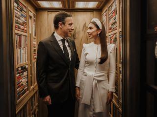 La boda de Cristina y Juan Diego