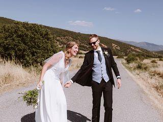 La boda de Aurore y Philipp