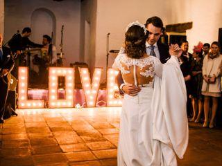 La boda de Maribi y Juan