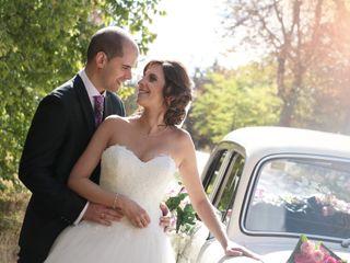 La boda de Silvia y Jairo
