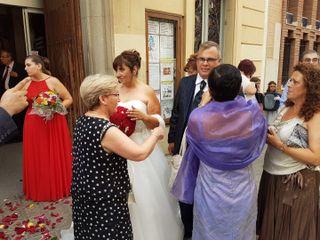 La boda de Isabel  y Mario 3
