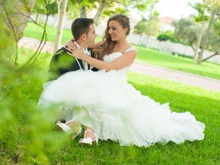 La boda de Ana Maria y Adrian