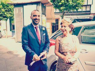 La boda de Rosa y David 1
