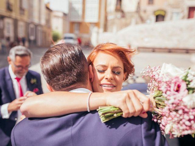La boda de Antonio y Patricia en Burgos, Burgos 16