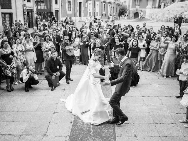 La boda de Antonio y Patricia en Burgos, Burgos 26