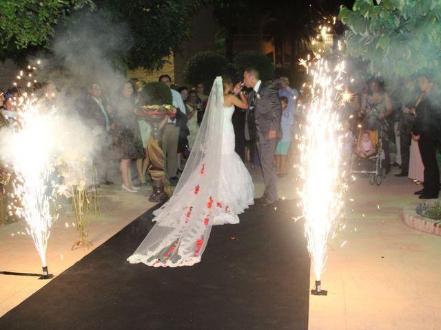 La boda de Rocío y David en Málaga, Málaga 1