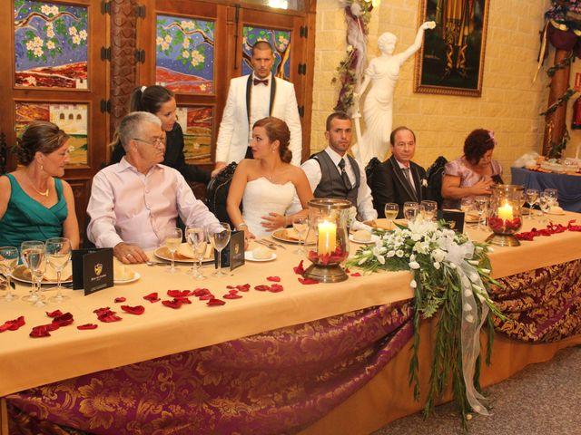 La boda de Rocío y David en Málaga, Málaga 4