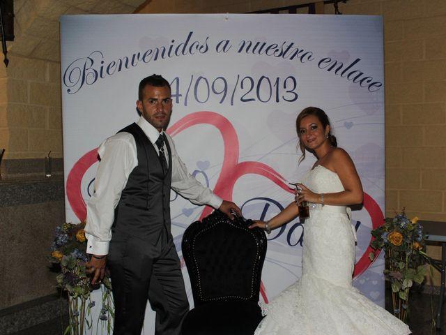 La boda de Rocío y David en Málaga, Málaga 7