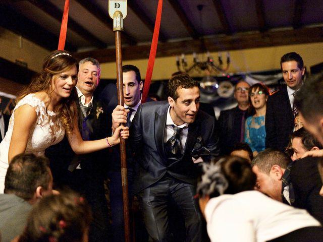 La boda de Pana y Noe en Fromista, Palencia 2