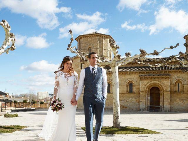 La boda de Pana y Noe en Fromista, Palencia 9
