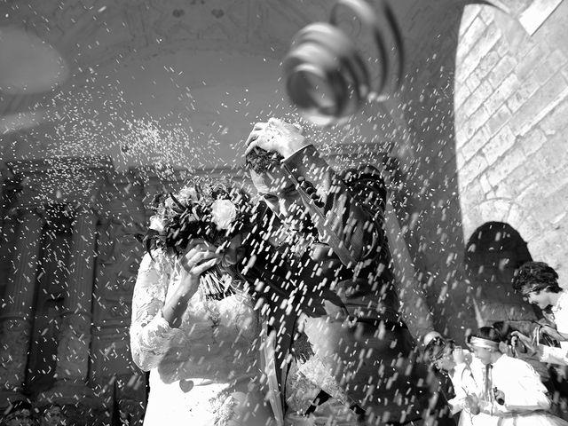 La boda de Pana y Noe en Fromista, Palencia 12