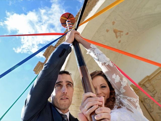 La boda de Pana y Noe en Fromista, Palencia 13