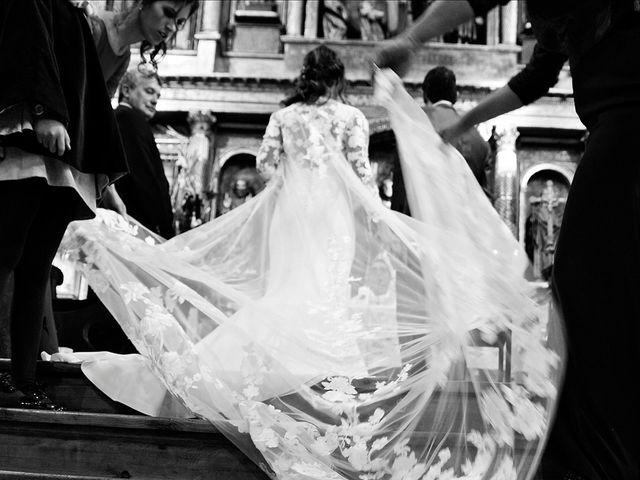 La boda de Pana y Noe en Fromista, Palencia 17