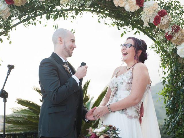La boda de Mabel  Pines y Raúl