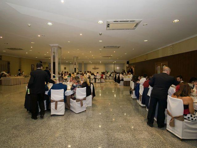 La boda de Javier y Patricia en Salamanca, Salamanca 1