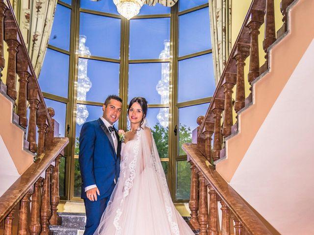 La boda de Javier y Patricia en Salamanca, Salamanca 5
