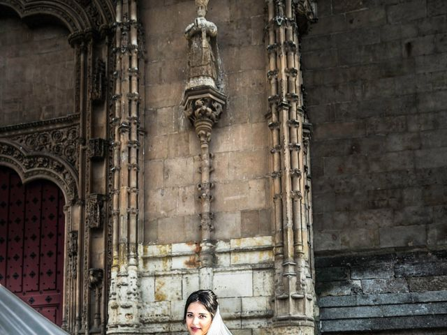 La boda de Javier y Patricia en Salamanca, Salamanca 8