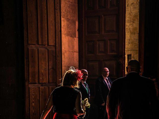 La boda de Javier y Patricia en Salamanca, Salamanca 11